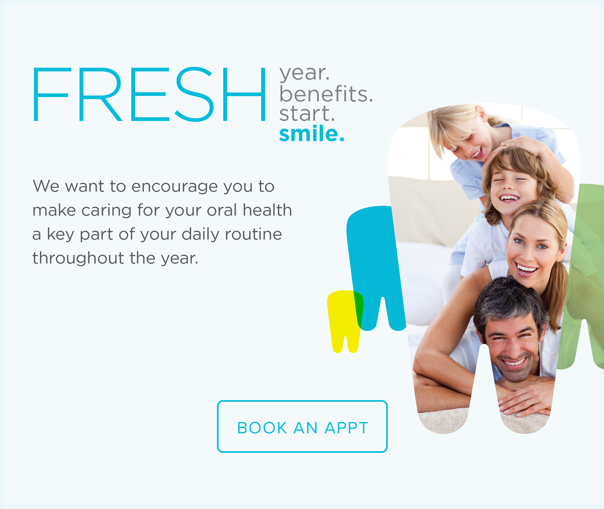 West Jordan Modern Dentistry and Orthodontics - Make the Most of Your Benefits